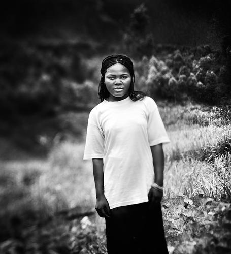 Ombeni Marune. 14 år. (Stavanger Aftenblad/Pluss) (Foto: Kristian Jacobsen)
