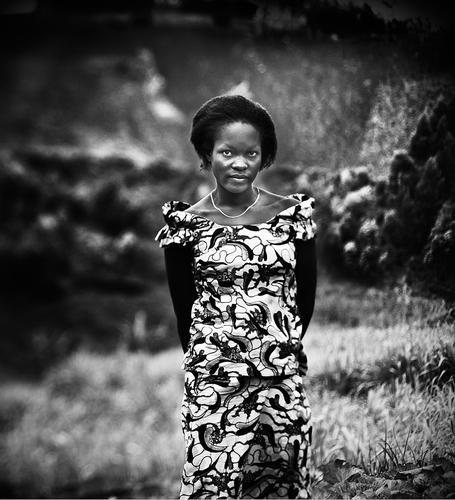 Namanun Mbonekube. 16 år. (Stavanger Aftenblad/Pluss) (Foto: Kristian Jacobsen)