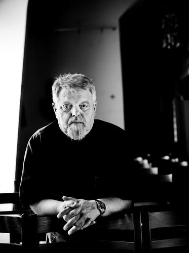 Sokneprest Rolf K. Pahle Bowitz (Foto: Kristian Jacobsen)