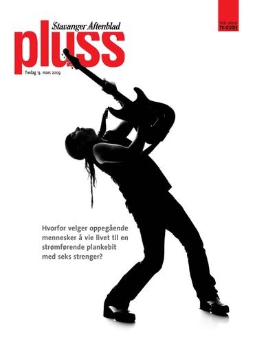 Sak om gitarspilling (Pluss/Stavanger Aftenblad) (Foto: Kristian Jacobsen)
