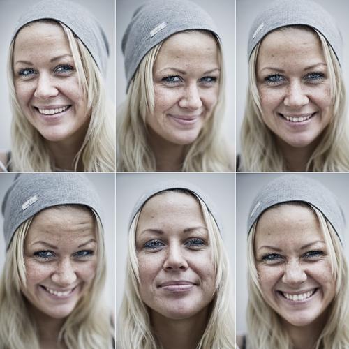 Karin Jonassen deltaker i tv-programmet Farmen (Stavanger Aftenblad) (Foto: Kristian Jacobsen)