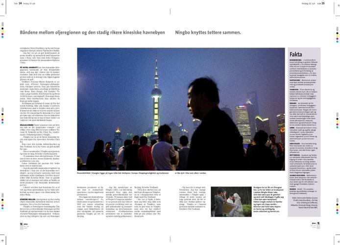 Sak om Kinas utvikling (Pluss/Stavanger Aftenblad) (Foto: Kristian Jacobsen)