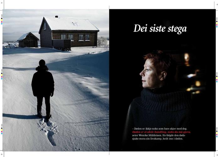 Wencke Mühleisen (Stavanger Aftenblad/Pluss) (Foto: Kristian Jacobsen)