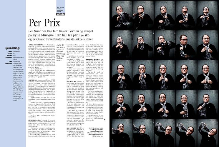 Per Sundnes (Pluss/Stavanger Aftenblad) (Foto: Kristian Jacobsen)