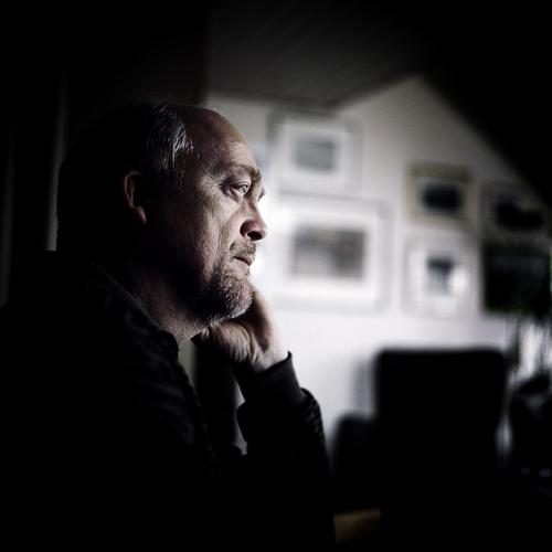 Gunnar Roalkvam, forfatter og historiker (Pluss/Stavanger Aftenblad) (Foto: Kristian Jacobsen)