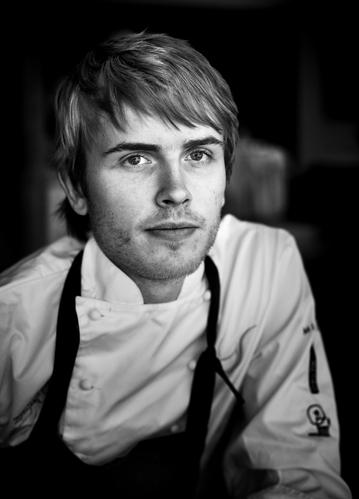 Geir Skeie, vinner av kokkekonkurransen Bocuse d'Or 2009. (Foto: Kristian Jacobsen)