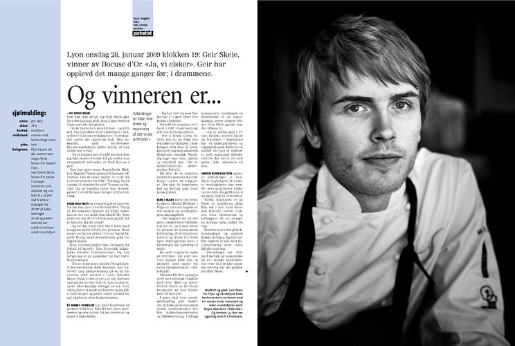 Geir Skeie (Pluss/Stavanger Aftenblad) (Foto: Kristian Jacobsen)