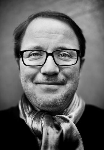 Per Sundnes, programleder (Pluss/Stavanger Aftenblad) (Foto: Kristian Jacobsen)