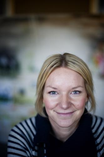 Ingrid Toogood Hovland, kunstner (Foto: Kristian Jacobsen)
